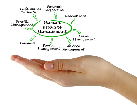 resource management: Diagram of Human Resource Management