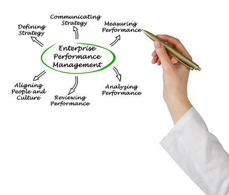 aligning: Diagram of Enterprise Performance Management
