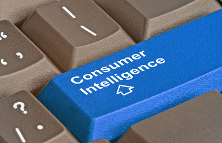 consumer: Keyboard with Hot key for consumer intelligence