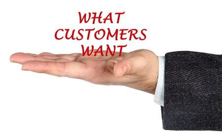 consumers: What Consumers want