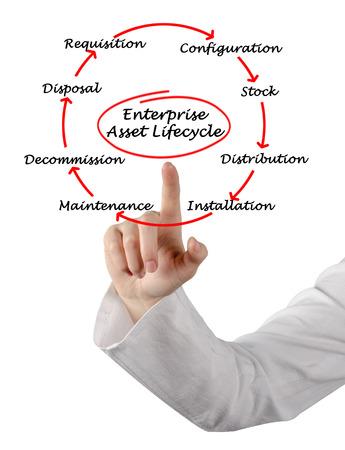 Enterprise Asset Life Cycle