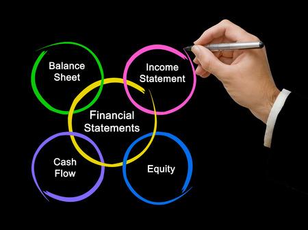 cash flow statement: Financial Statement