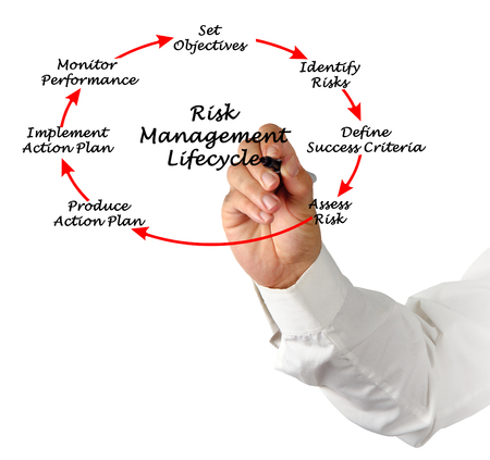 ciclo de vida: ciclo de vida de la gestión de riesgos