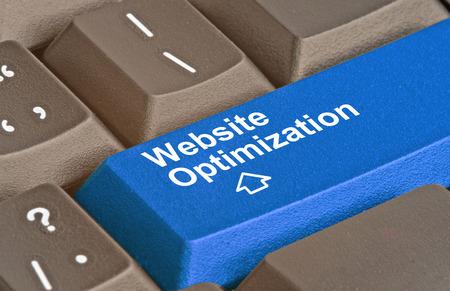 for website: key for website optimization