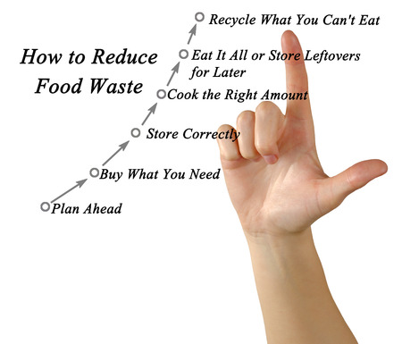 food waste: How to Reduce Food Waste