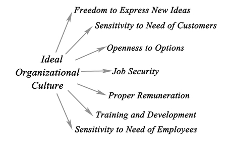 remuneraciones: Cultura de la Organización Ideal
