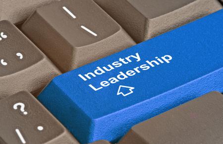 leadership key: Hot Key for Industry Leadership