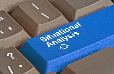 situational: Key for situational analysis