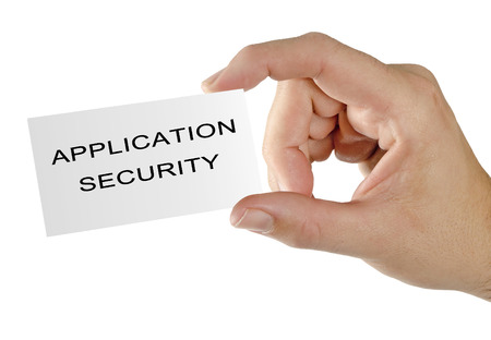 Expert in application security