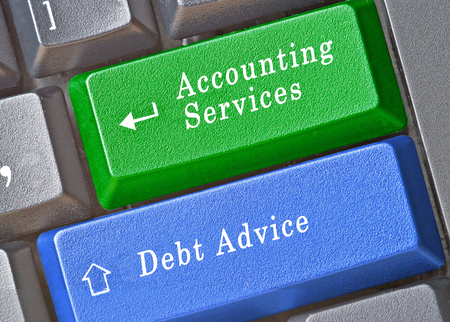 maximization: Keys for accounting services and debt advice