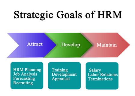 relaciones laborales: Objetivos estratégicos de la gestión de recursos humanos