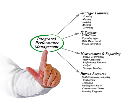 variance: Diagram of Integrated Performance Management