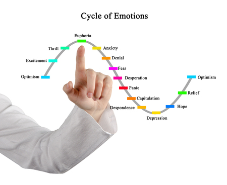 Cycle of emotions