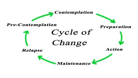 Components of Cycle of Change
