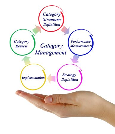 Five Stages of Category Management