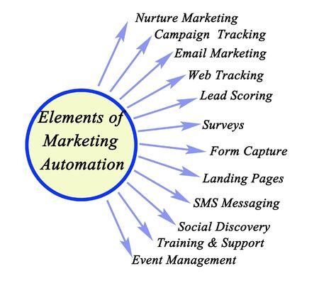 Twelve Elements of Marketing Automation