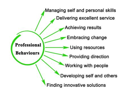 Nine Professional Behaviours