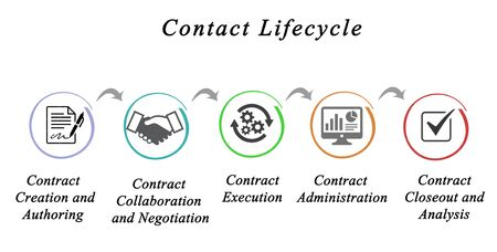 Five Stages of Contact Lifecycle