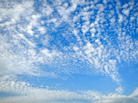 Cloudy wintery sky in Israel Stock Photo - 136433215