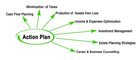 Seven components of Action Plan