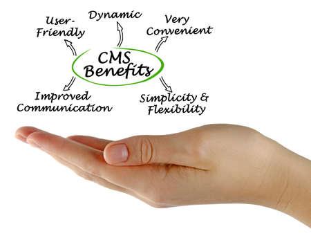 CMS Content Management System Benefits