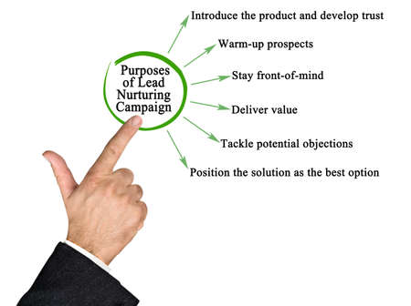 Components of Lead Nurturing Campaign