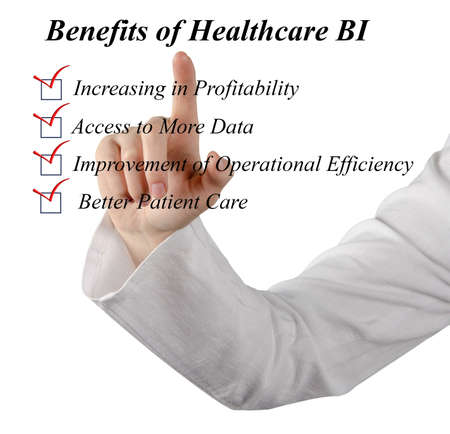 Four Benefits of Healthcare BI