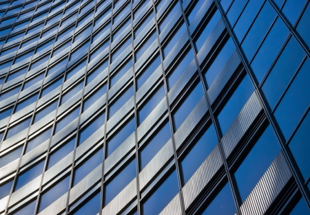 abstract modern building background for design