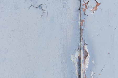 texture. painted old wood surface with cracks