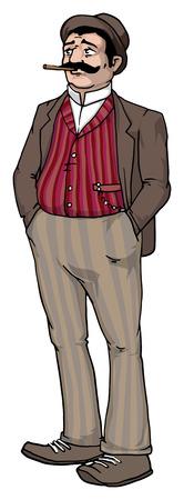 nobleman: Fancy, ricco cerca uomo in piedi