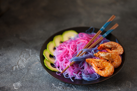 Fermented Rice Flour Noodles Stock Photos And Images - 123RF