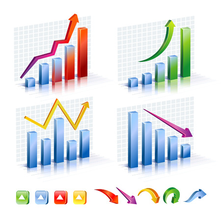 helps: This set helps to make your reports or presentations more illustrative Illustration