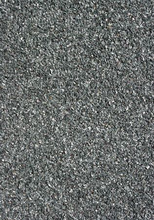 tar felt: Close up of mineral felt, generally used for flat roofs and sheds.