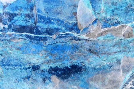Abstract of a slab of slate with ice blue hues.