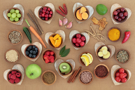 super food: Health and super food  to boost immune system, high in antioxidants, minerals and vitamins. Also good for cold and flu remedy.