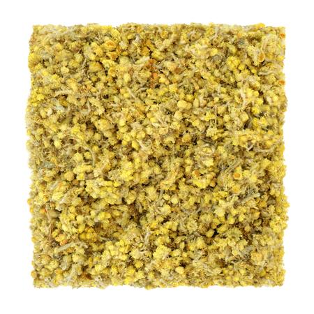 Everlasting herb flowers used in alternative herbal medicine as a diuretic, is anti bacterial, anti viral, anti inflammatory and has anti aging properties. Helichrysum arenarium
