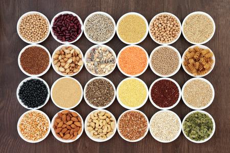 Dried vegan health food