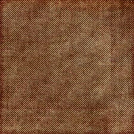 Seamless Brown Corduroy Texture
