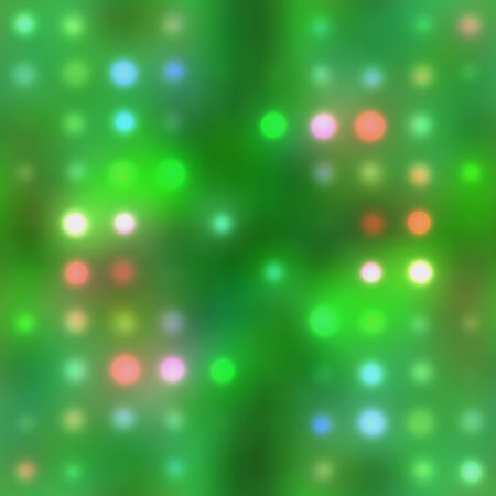 Holiday Lights Abstract Seamless photo