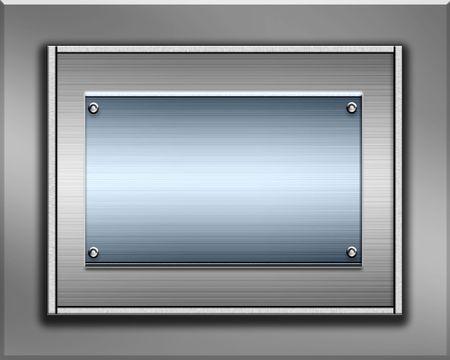 Metal Plates   photo