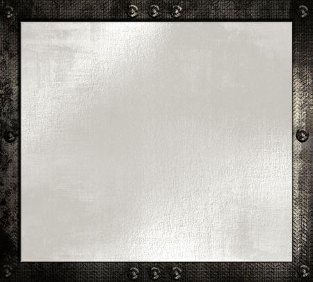 Metal Plates Stok Fotoğraf - 5392229