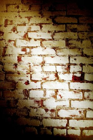 Old Brick Wall From Detailed Photograph Stock Photo - 5401199