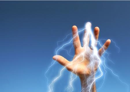energia espiritual: Poder!