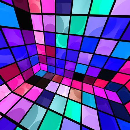 Disco Party Room