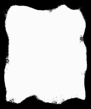 Marco de borde de grunge  Foto de archivo - 5415900