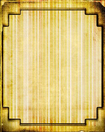 Decorative Striped Paper Grunge Stock Photo - 5481282