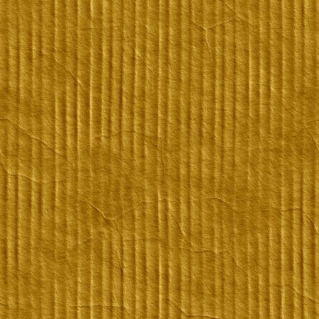 Seamless Brown Corrugated Cardboard Background photo