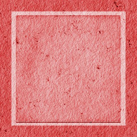 fibres: Textured Seamless Red Paper Stock Photo