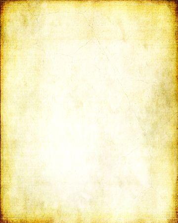 오래 된 빈티지 종이 시리즈