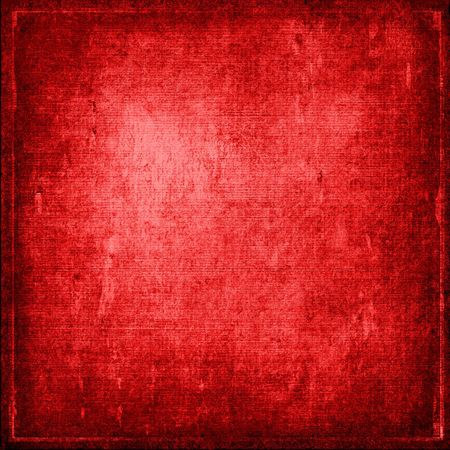 Grunge Paint Red Texture Background